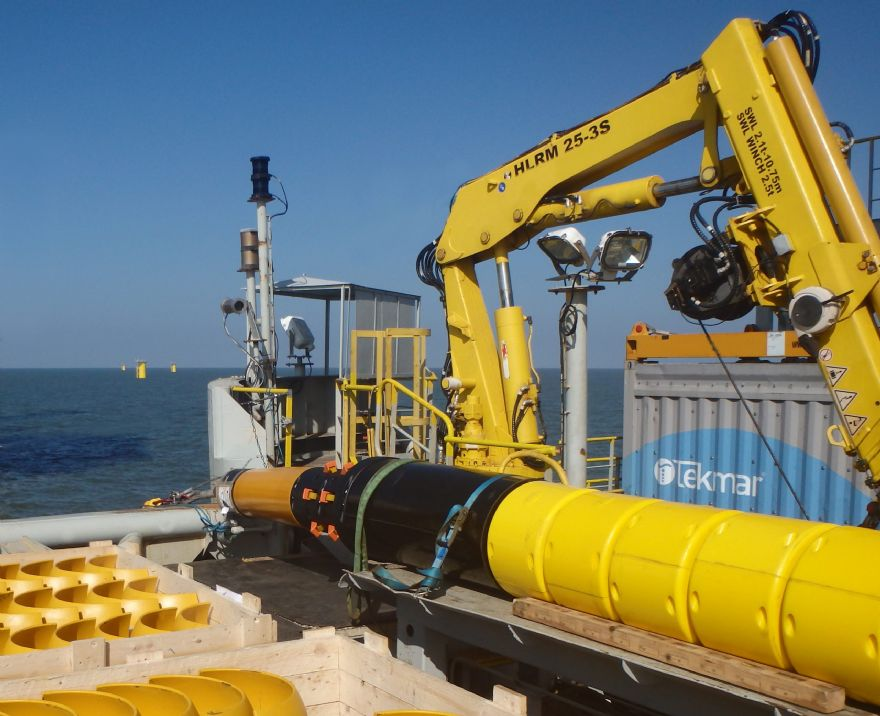 Tekmar Energy secures cable contracts in China