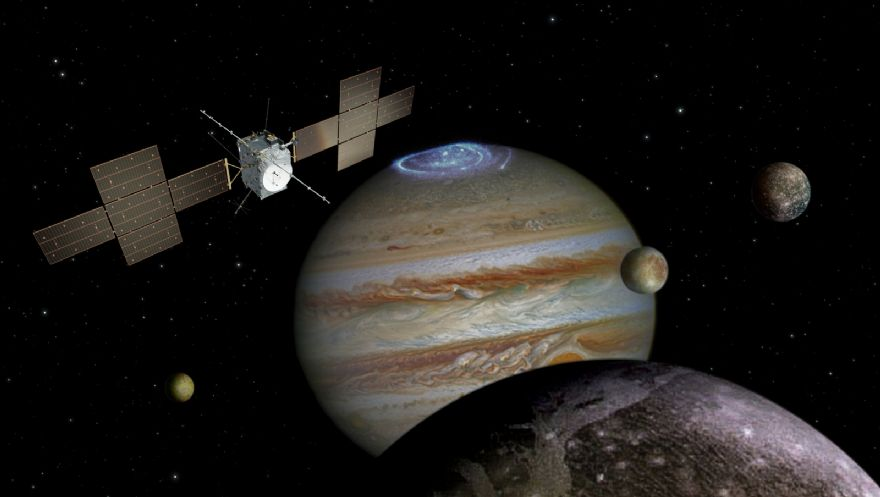 JPL delivers radar hardware for Jupiter mission