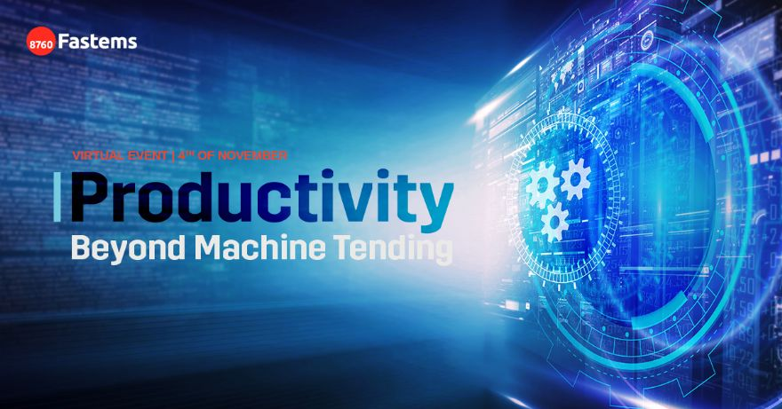 'Productivity Beyond Machine Tending' event