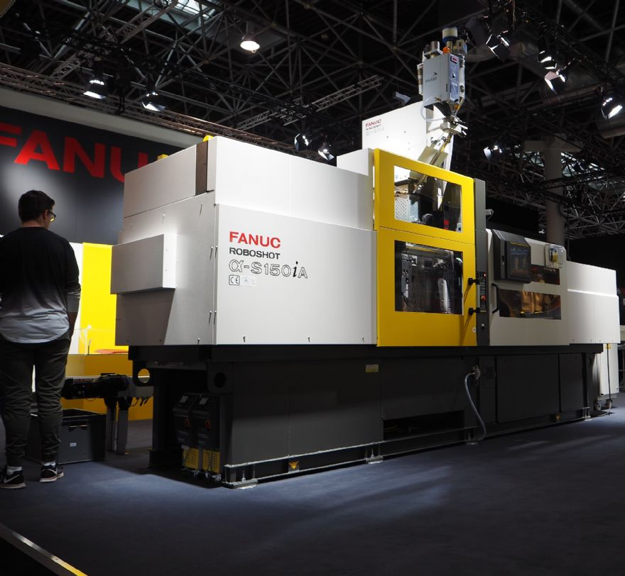 Fanuc UK to host virtual injection moulding event