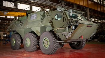 RBSL awarded Fuchs/Fox vehicle sustainment deal