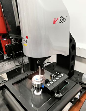 Baty Venture XT increases measurement efficiency