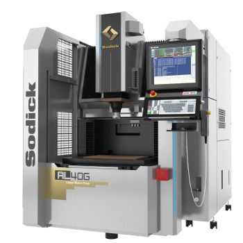New high-precision EDM die-sink machines