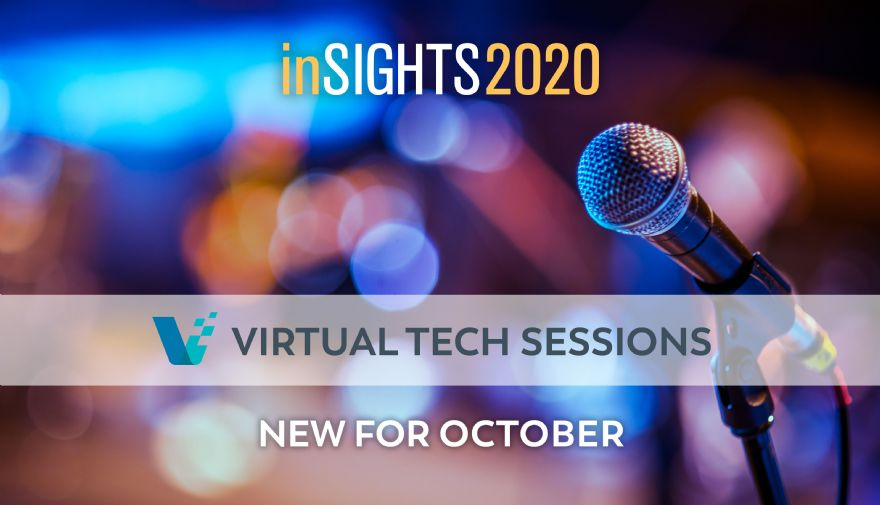 LVD's Insights 2020 events continue in October