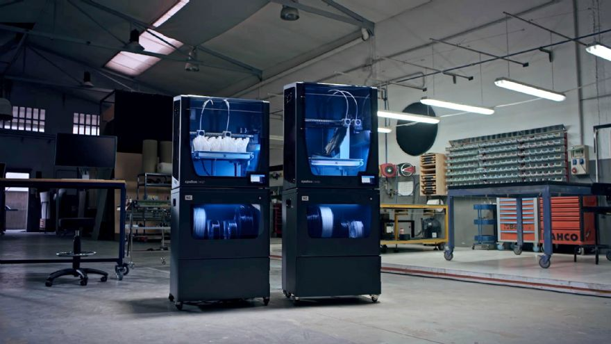 New Epsilon and Sigma 3-D printers launched