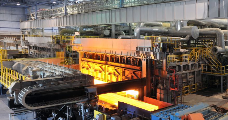 Tenova receives order for a walking-beam furnace