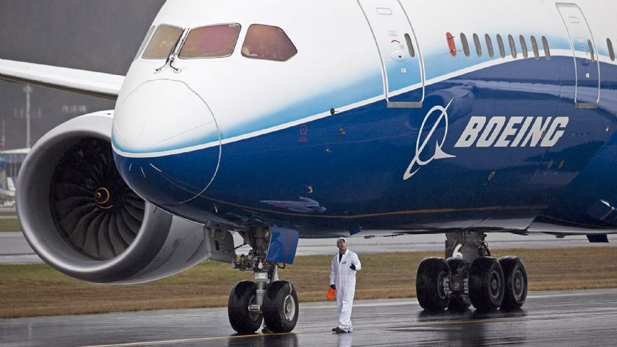 Boeing to consolidate 787 production in mid-2021