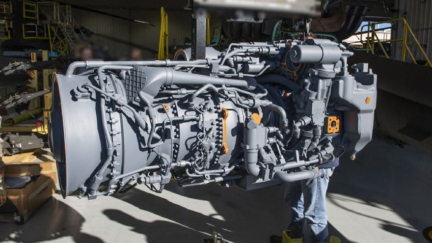 GE's T901 engine for US Army ahead of schedule