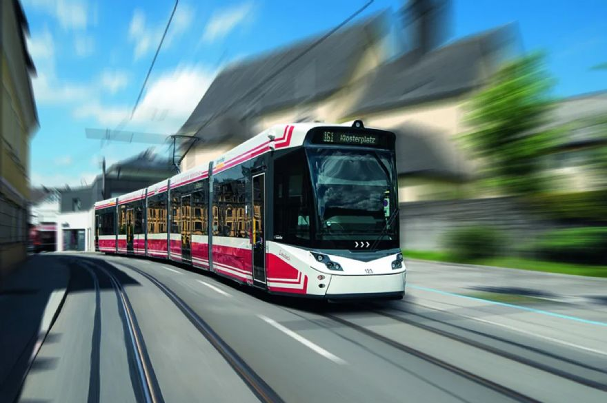 Stadler to deliver new trams to Milan