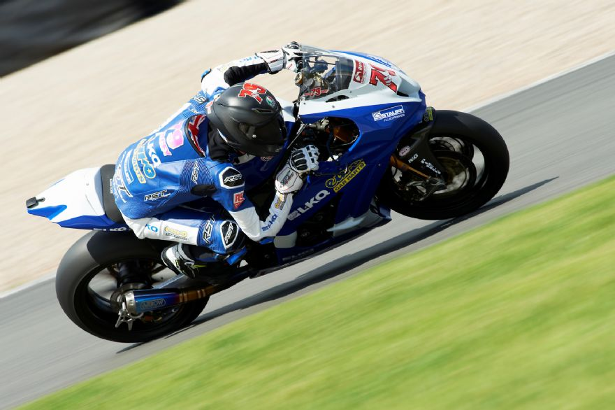 Superbike team gets support from RS Components