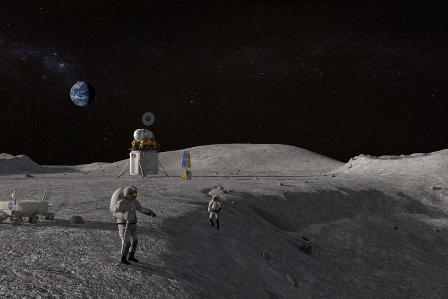 UK to pay key role in NASA Moon mission
