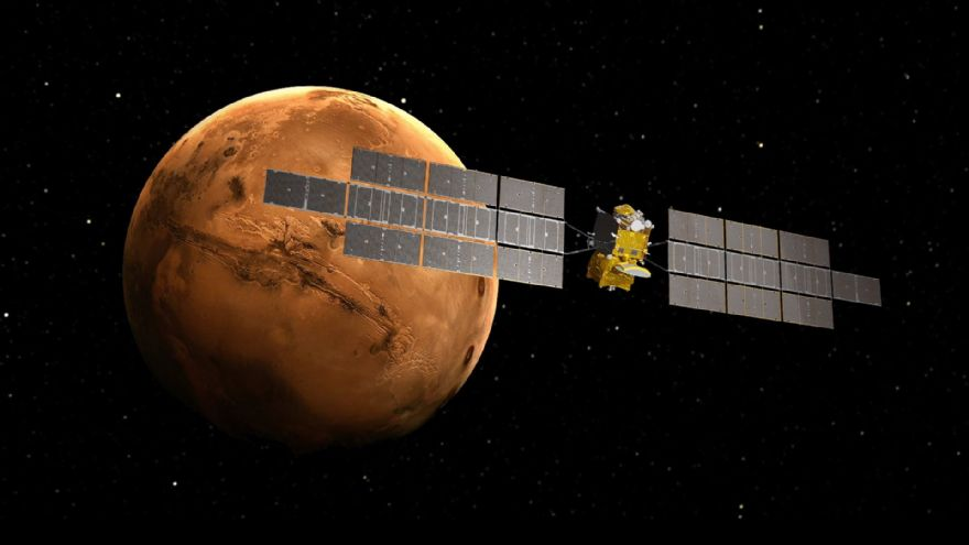 Airbus to bring first Mars samples back to Earth