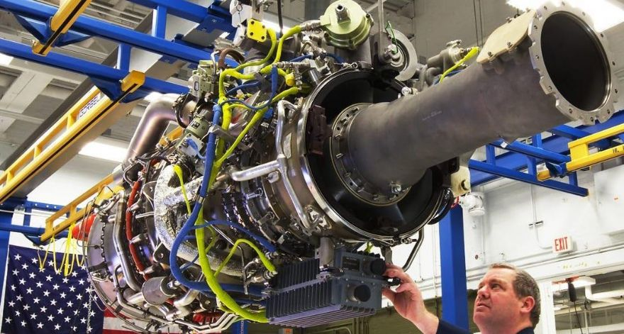 GE Aviation's FATE programme nears completion