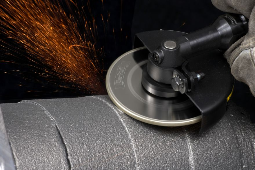 Engis grinding wheels for hand tool operations