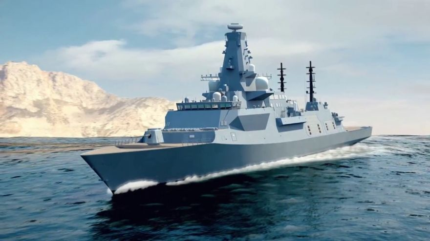 UK and Australia sign MoU on frigate programmes