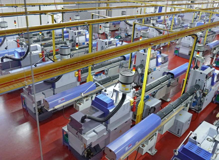 Harwin UK opens £3.8m smart manufacturing facility
