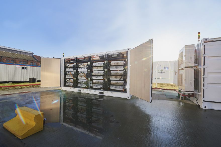 Renault announces two second-life battery projects