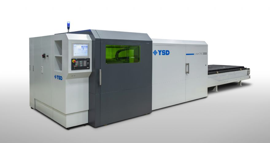 LVD-unveils-new-YSD-LaserONE-low-cost-fibre-laser