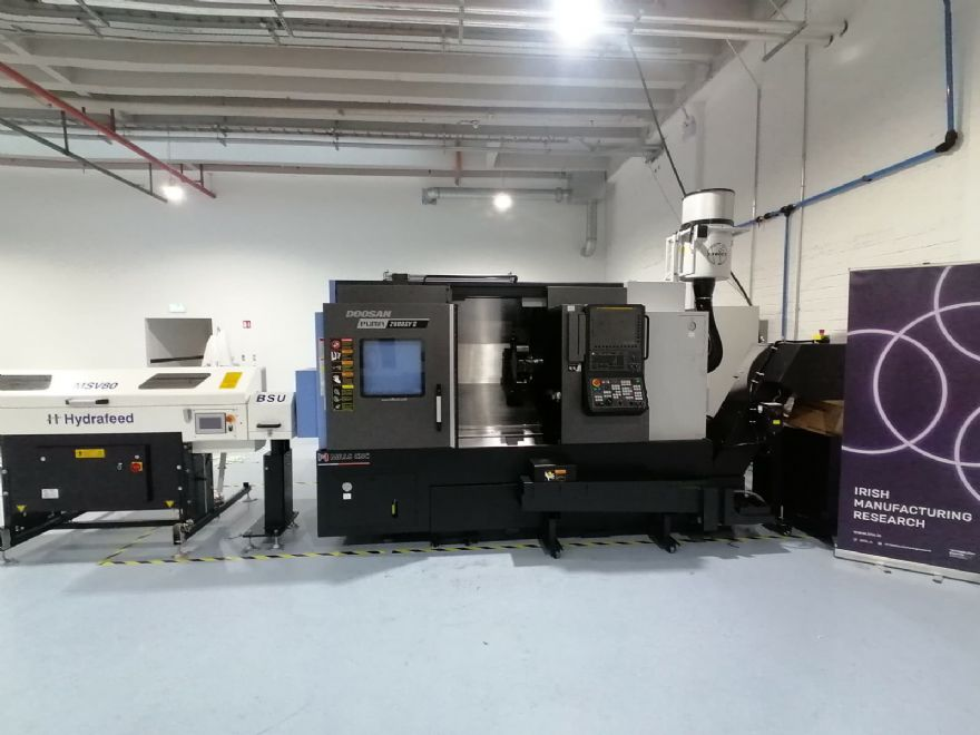 Mills CNC supplies IMR with new Doosan Puma lathe