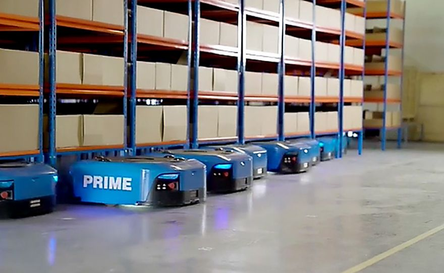 LAC announces partnership with Prime Robotics