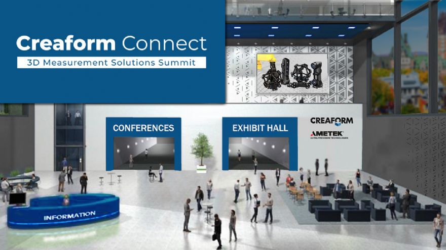 Creaform to host 3-D measurement solutions summit