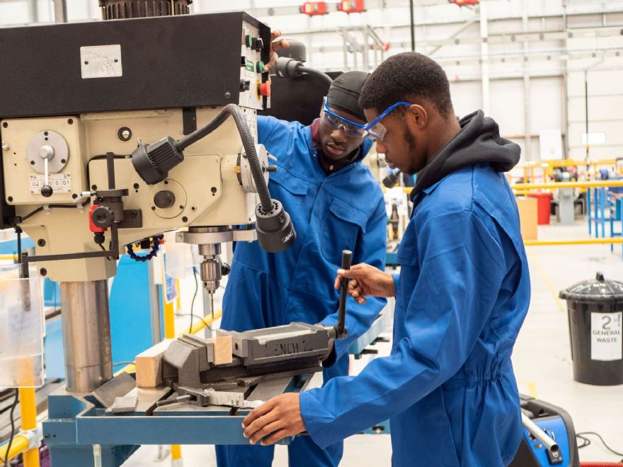 Call for manufacturing to help kickstart careers
