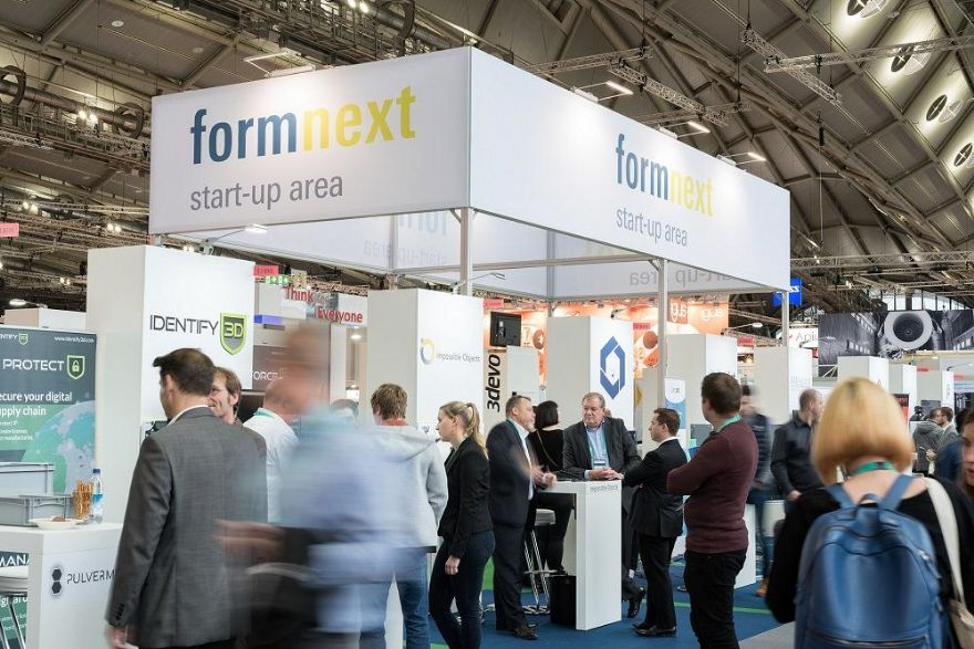 2020 Formnext Start-up Challenge winners announced