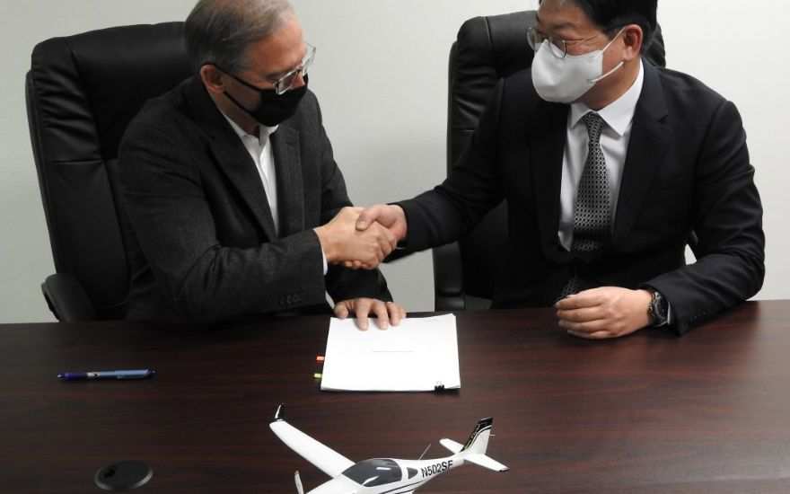 Bye Aerospace signs key agreements with Aerospace9