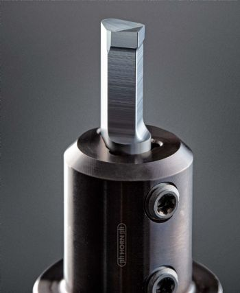 Broaching of square holes