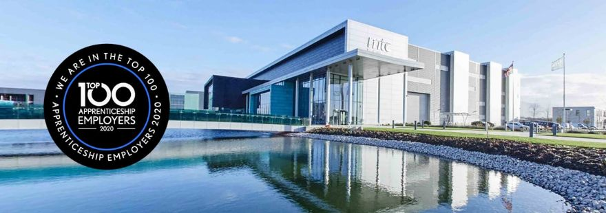 MTC named in top 100 apprenticeship employers