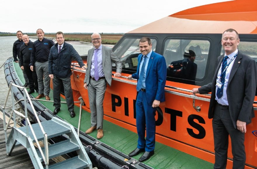 ABP invests in 'state of the art' pilot boat fleet