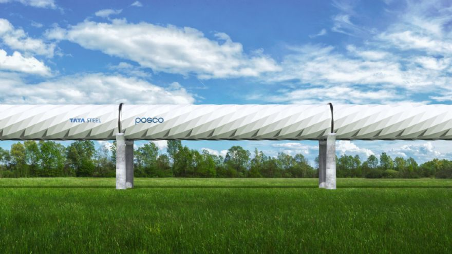 Tata Steel and POSCO join forces on hyperloop