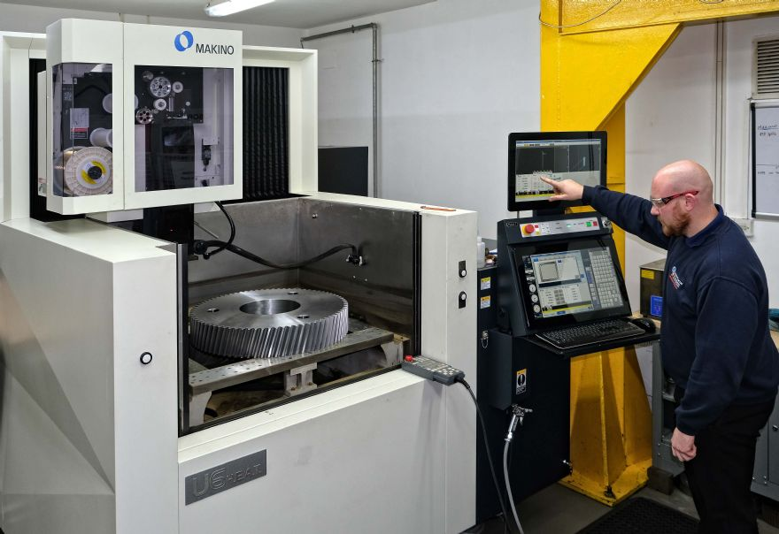 Hopwood Gear invests in three new machines