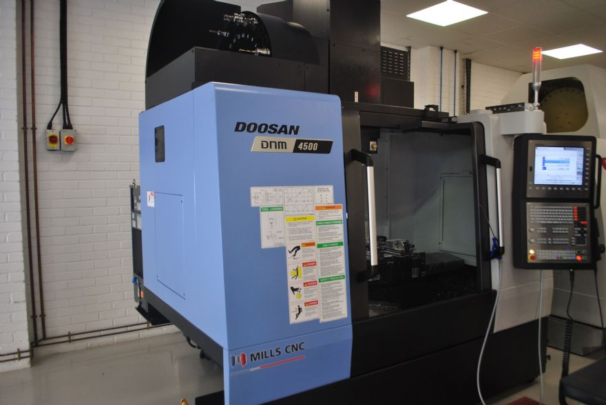 Quick thinking leads to Doosan investment