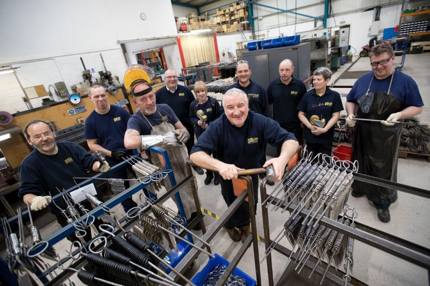 One of Sheffield's oldest firms 'looking sharp'
