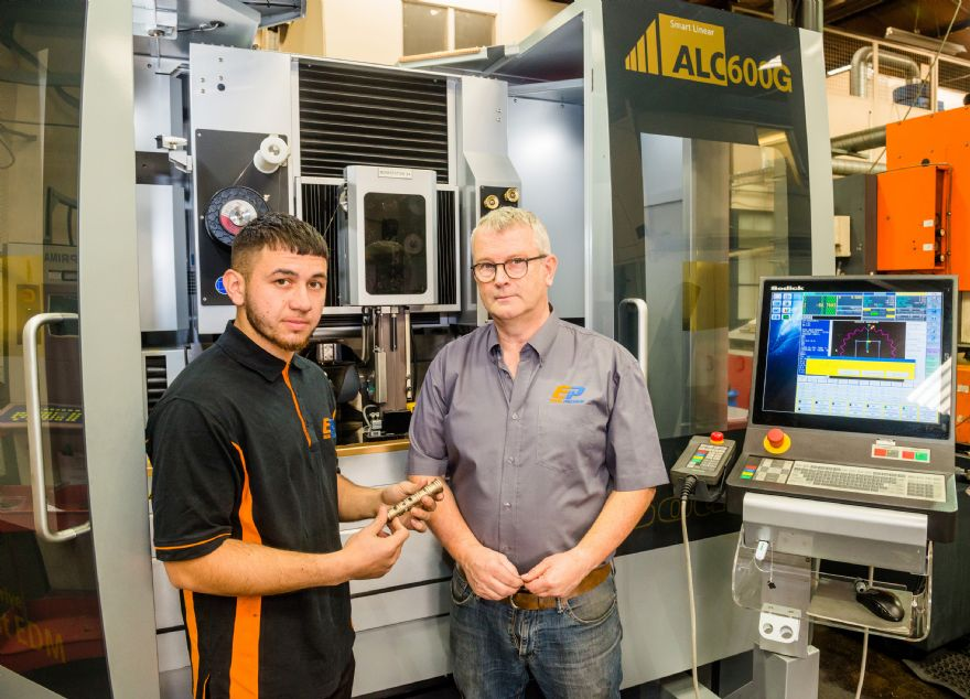 Excel Precision invests in Sodick EDM technology