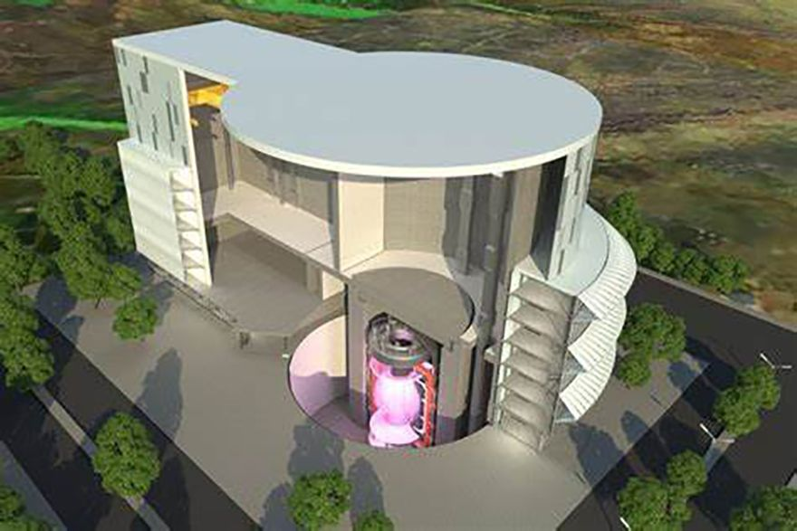 UK fusion energy plans endorsed by the Government