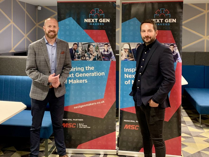 Next Gen Makers expands into North Staffordshire