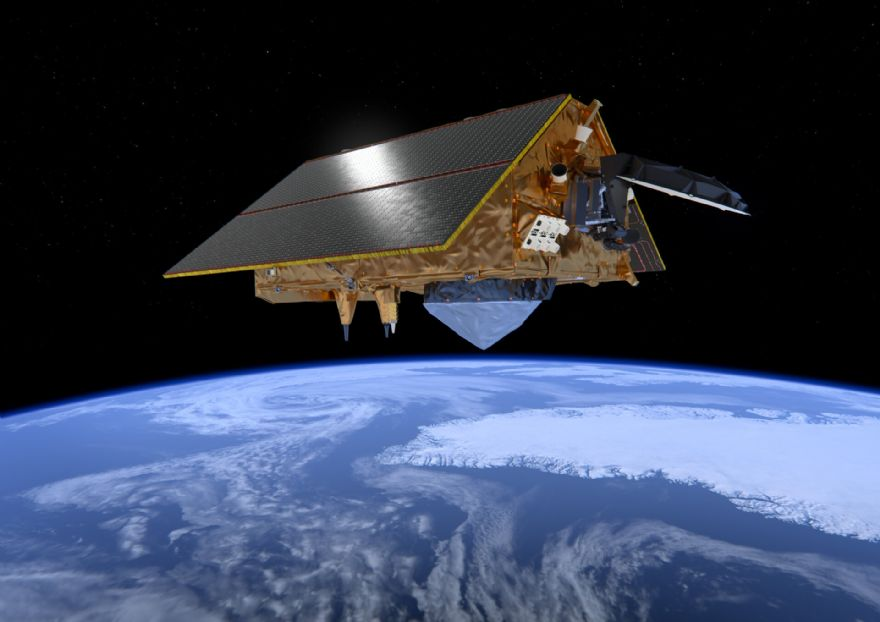 UK-backed ocean-mapping satellite launches