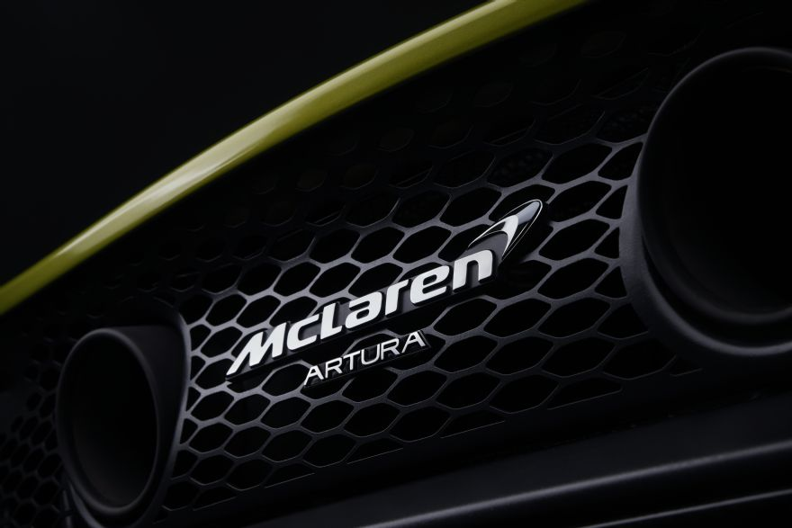 McLaren unveils name of  all-new Artura supercar