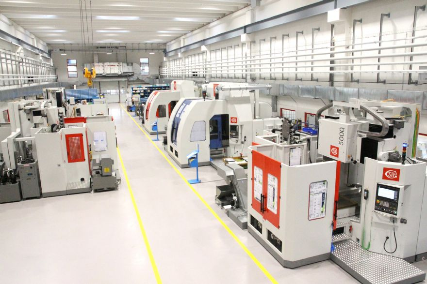 SIP's high-precision boring machines in demand