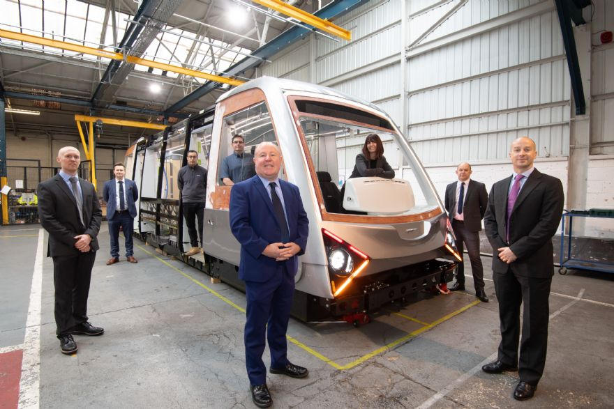 Coventry's revolutionary VLR nears completion