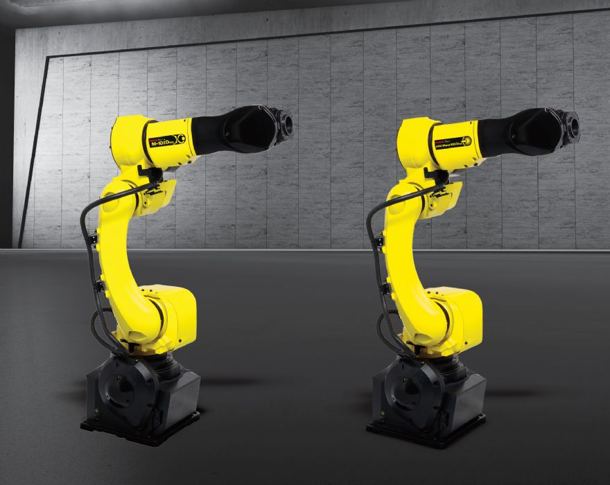 Fanuc introduces powerful compact robot