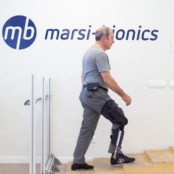 Magnetic encoders for 'life-changing' exoskeletons