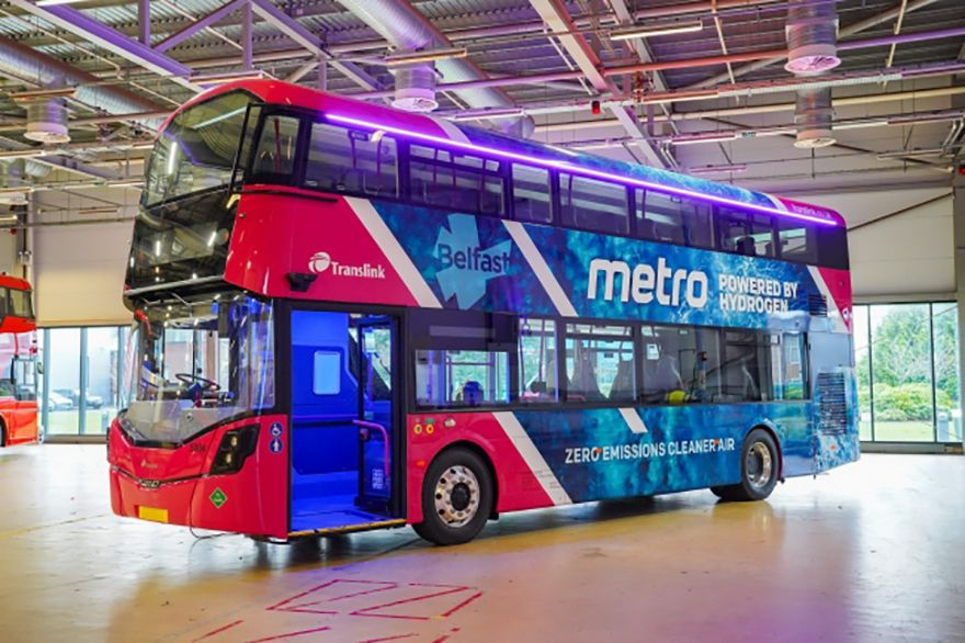 Wrightbus wins order for 145 'green' buses