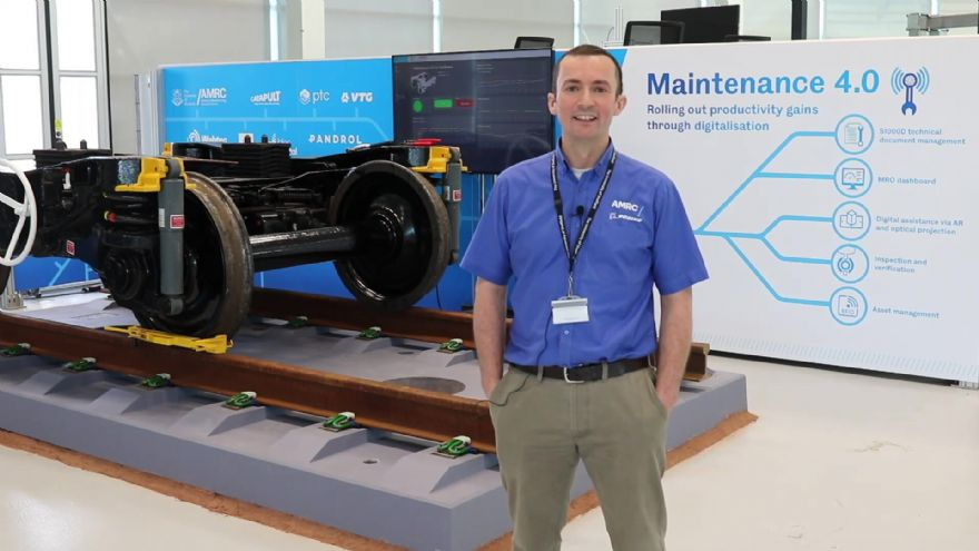 Rail MRO on track for digital transformation