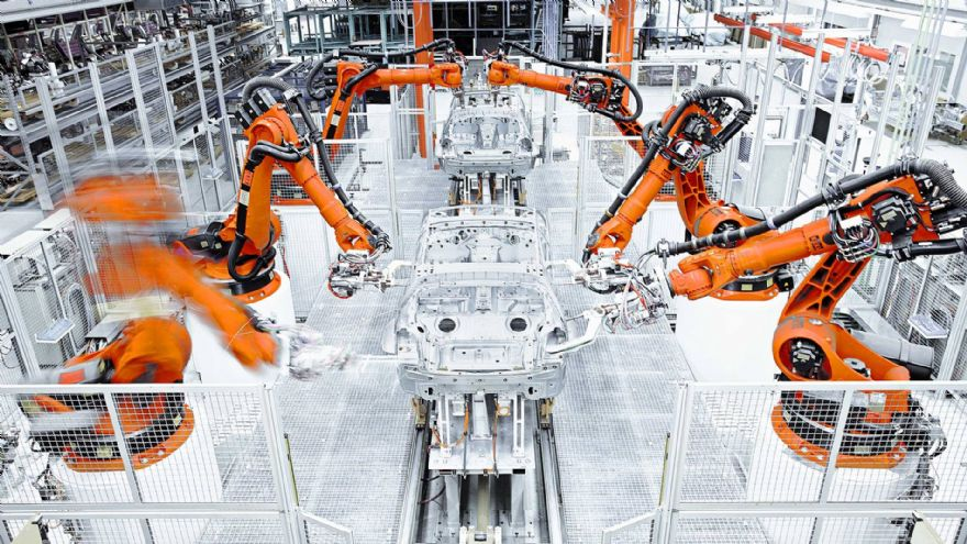 Record UK robot sales for KUKA in 2020