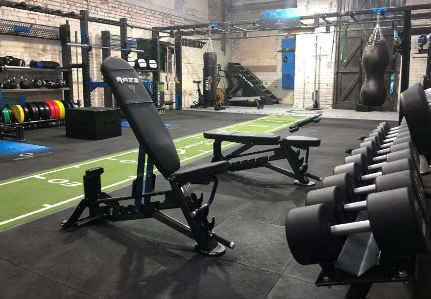 Fitness equipment firm plans to extend premises