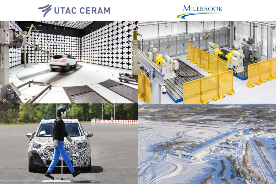 UTAC CERAM and Millbrook set to join forces