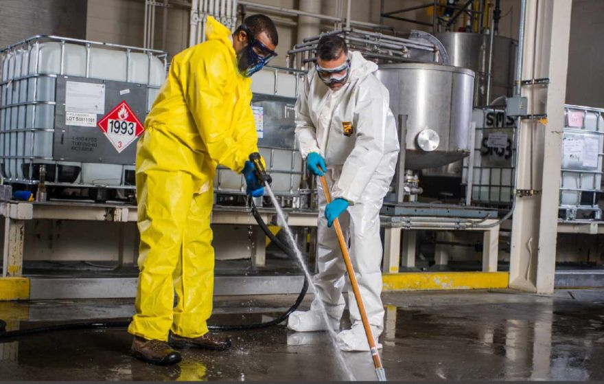 Surging Covid-19 puts the focus on factory hygiene